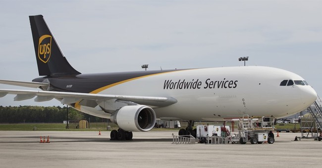 UPS tops Street 1Q forecasts